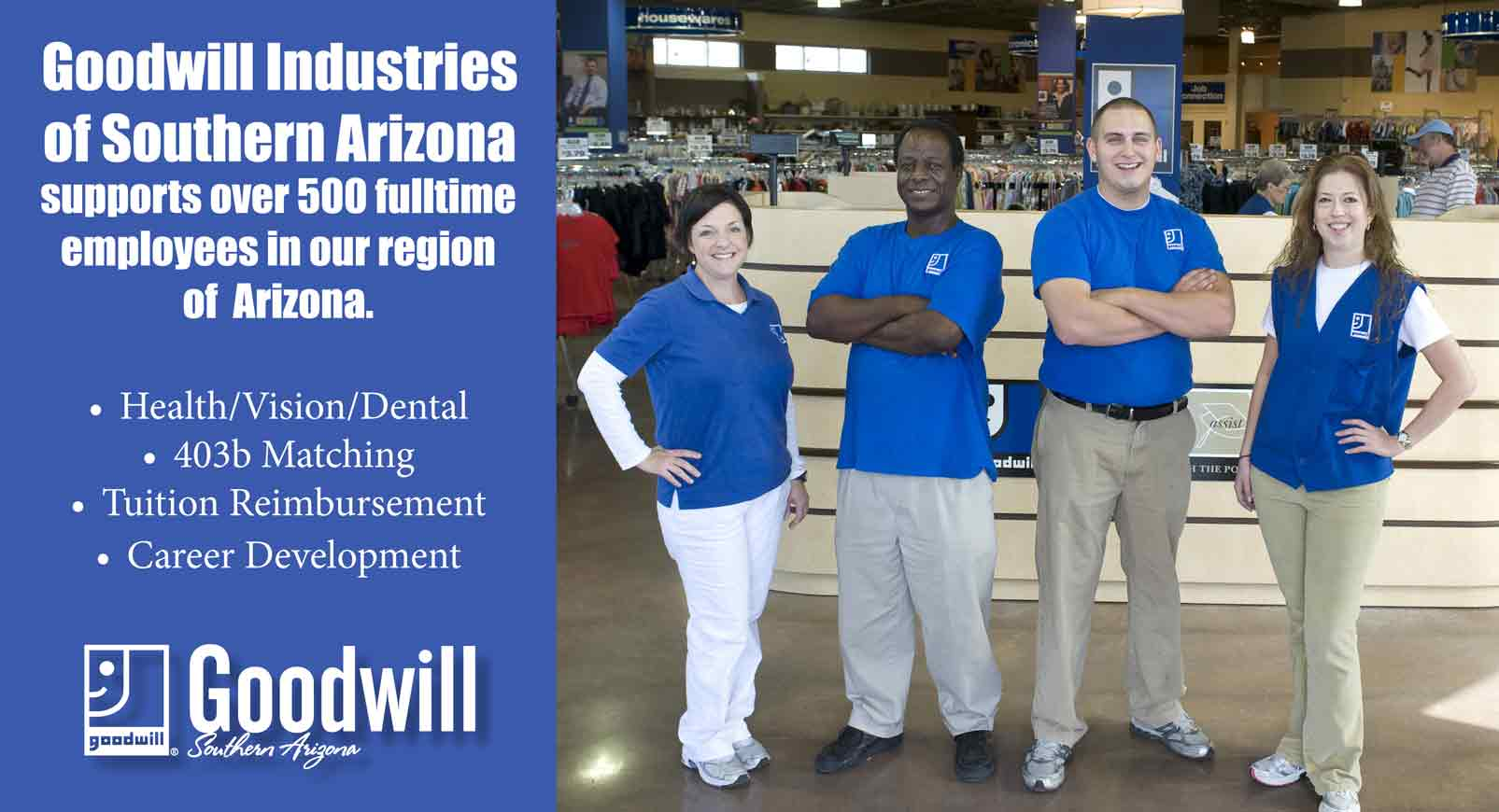 goodwill current openings | find work and help build your community!