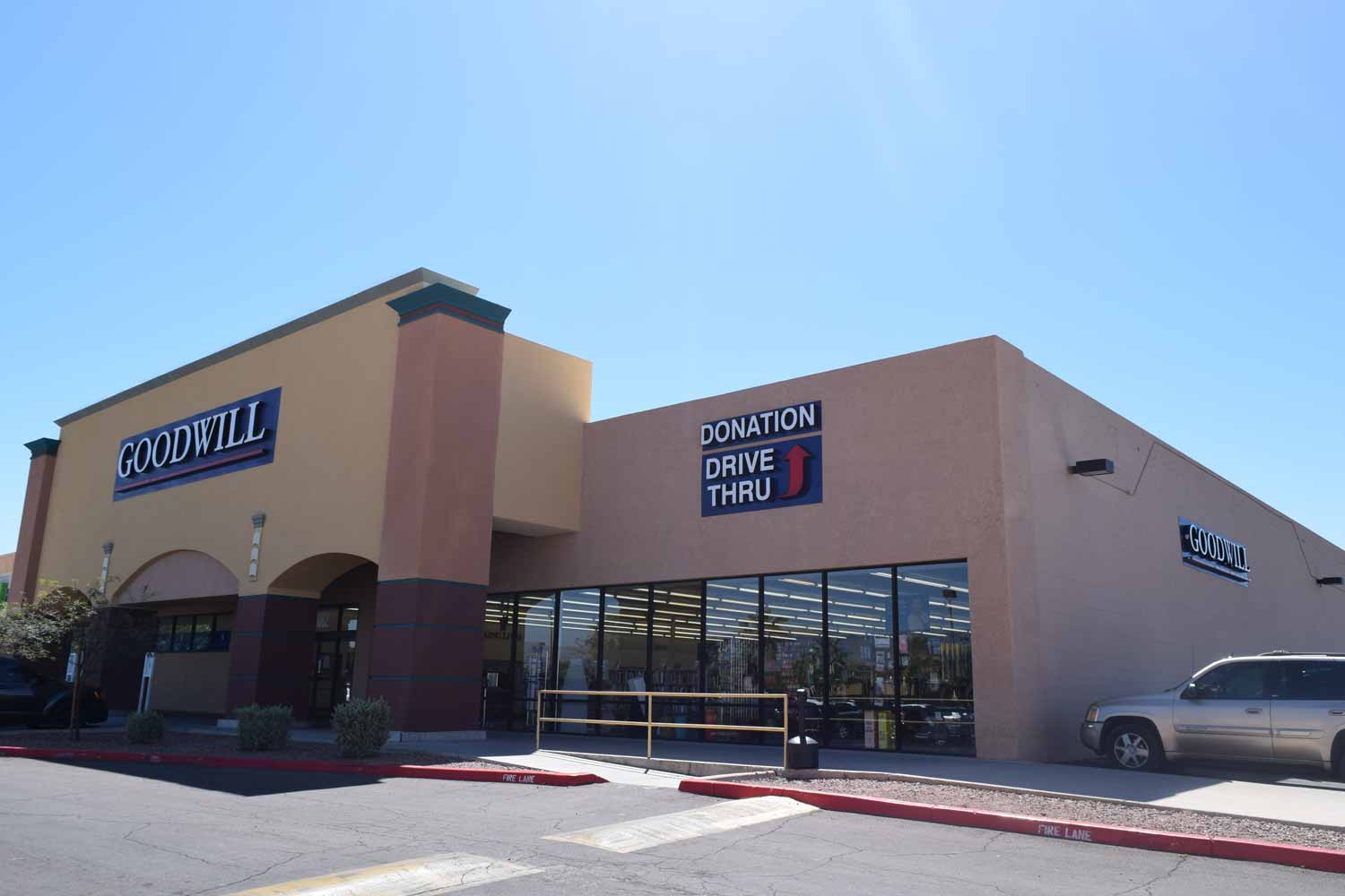 Alvernon Thrift Store and Donation Center - Goodwill