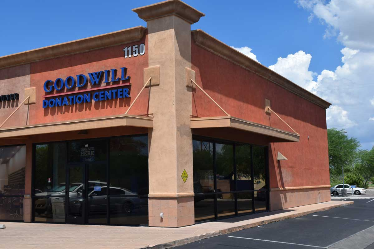 Goodwill Furniture Donation Silverbell Donation Center Goodwill Industries Of
