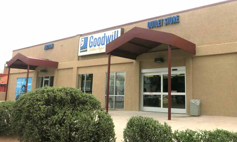 49b4fb82b5d2 Nogales Outlet and Donation Center - Goodwill Industries of Southern ...