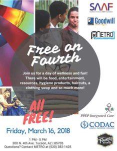 Free on 4th Resource Fair - Goodwill Metro Program