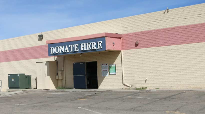 Cherrybell Donation Center