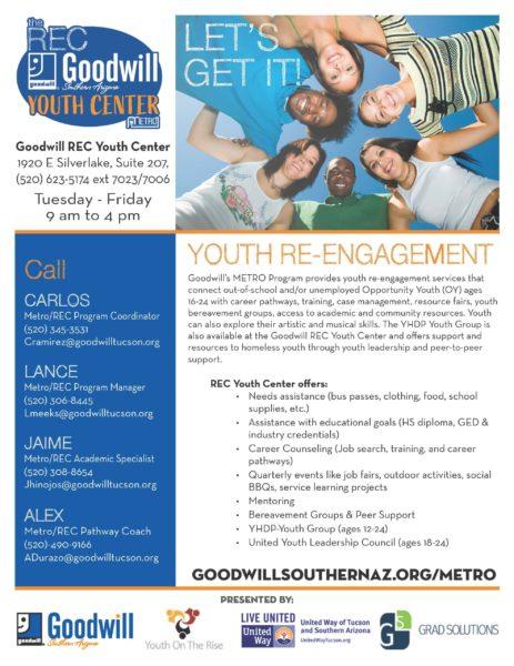 Goodwill REC Flyer 12-2020